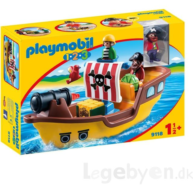 Playmobil Pirate Ship 9118