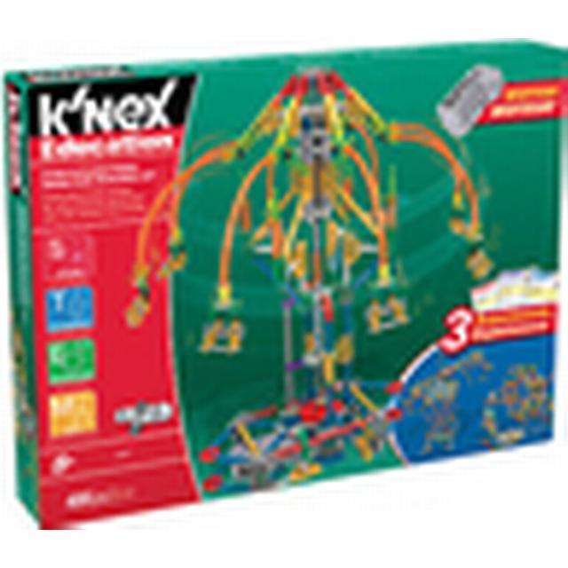 Knex Stem Explorations Swing Ride Building Set 77077