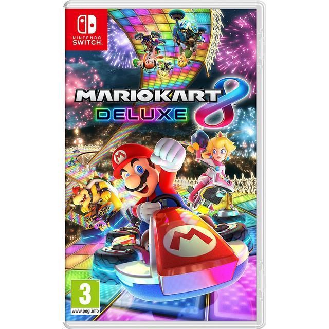 Mario Kart 8 - Deluxe