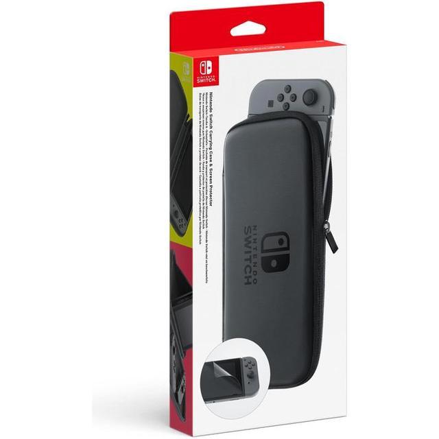 Nintendo Nintendo Switch Carrying Case & Screen Protector