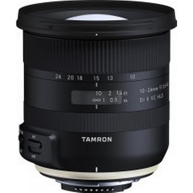 Tamron 10-24mm F/3.5-4.5 Di II VC HLD for Nikon