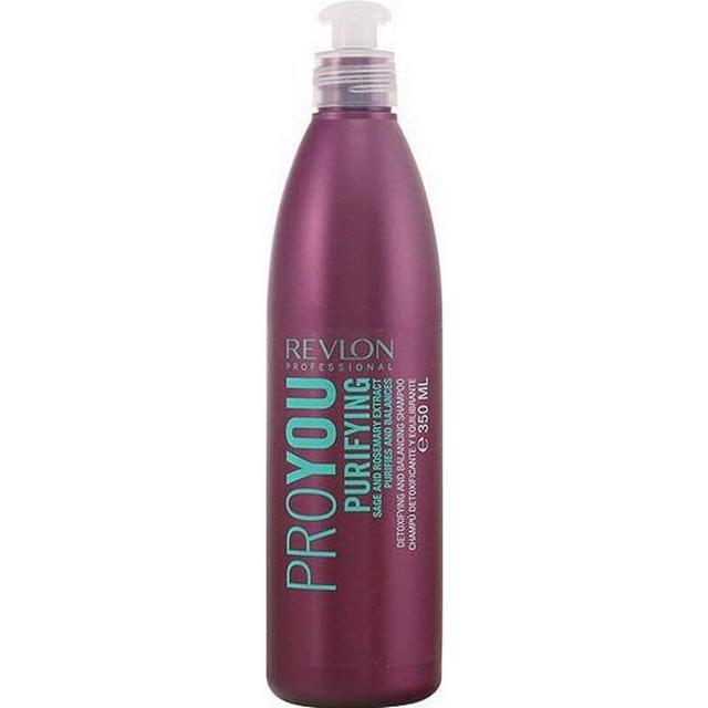 Revlon Proyou Purifying Detoxifying & Balancing Shampoo 350ml