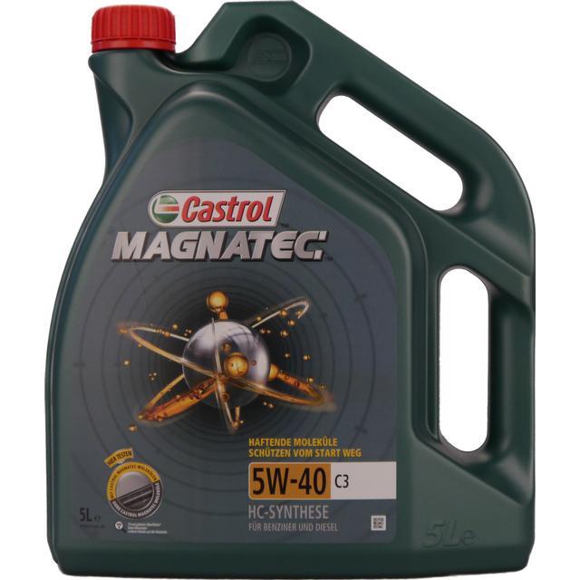 Castrol Magnatec 5W-40 C3 5L Motor Oil