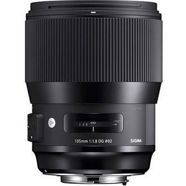 Sigma 135mm F1.8 DG HSM Art for Sony E