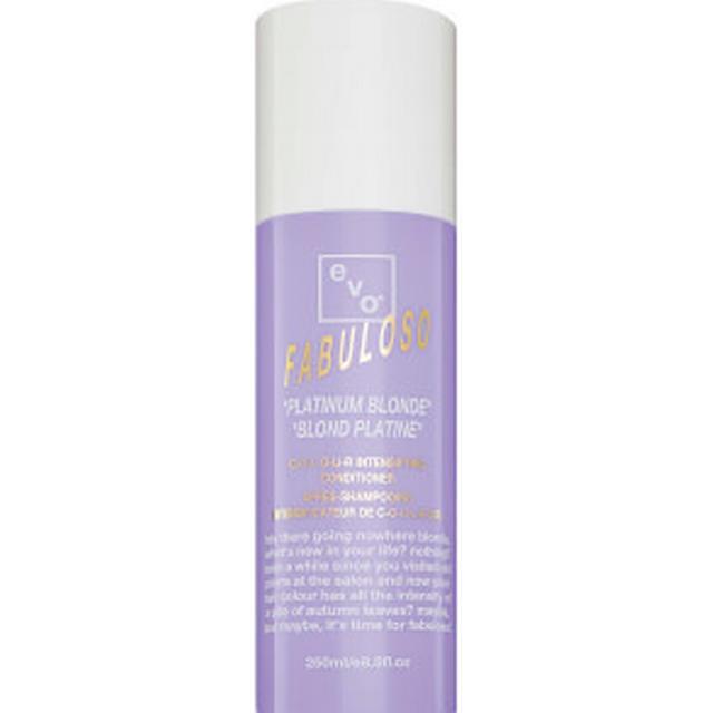 Evo Fabuloso Colour Intensifying Conditioner Platinum Blonde 250ml