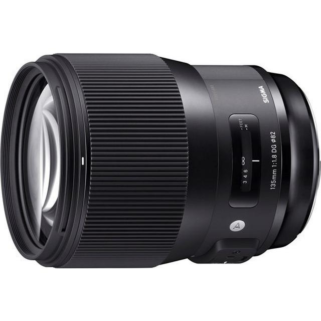Sigma 135mm F1.8 DG HSM Art for Canon