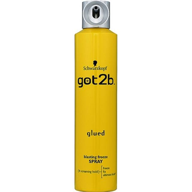 Schwarzkopf Got2b Glued Blasting Freeze Spray 300ml