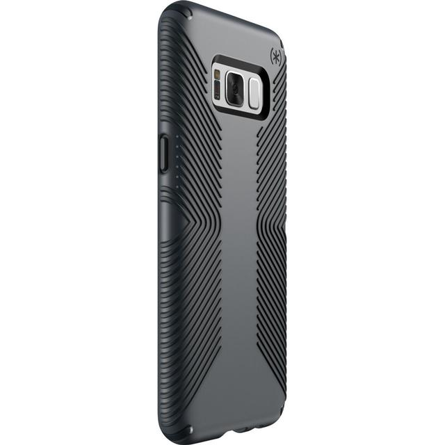 Speck Presidio Grip Case (Galaxy S8)