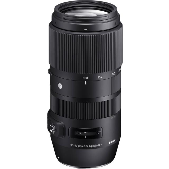 Sigma 100-400mm F5-6.3 DG OS HSM C for Canon
