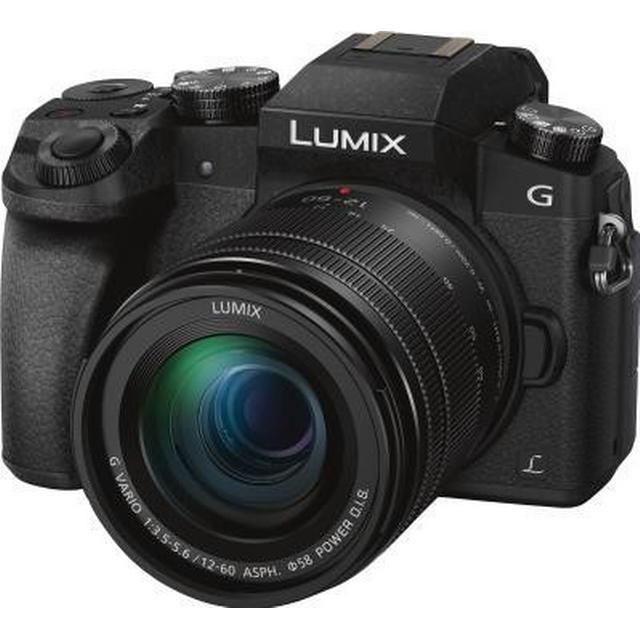 Panasonic Lumix G70 + 12-60mm