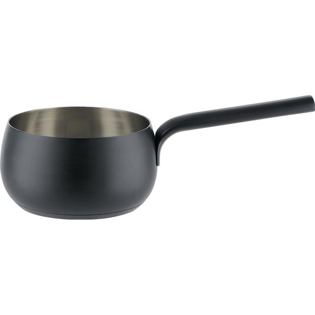 Alessi Mami Stainless Steel Silicone 14.5cm Saucier 14.5cm