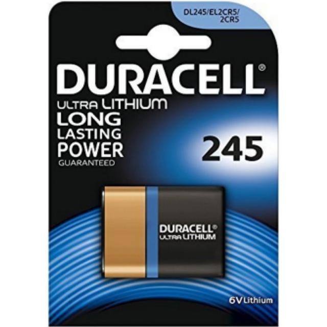 Duracell 245 Ultra Lithium