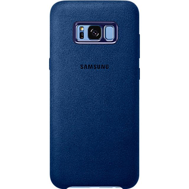 Samsung Alcantara Cover (Galaxy S8 Plus)