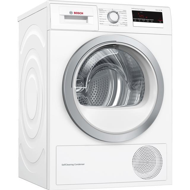 Bosch WTM85230GB White