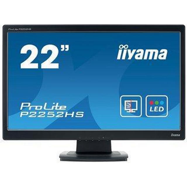 "Iiyama ProLite P2252HS-B1 21.5"""
