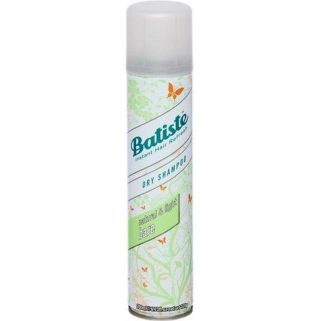 Batiste Dry Shampoo Bare Natural & Light 200ml