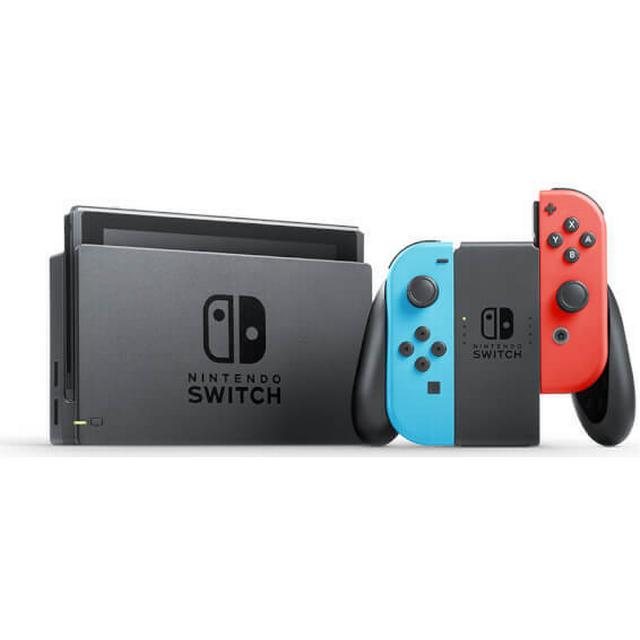 Nintendo Switch - Red/Blue