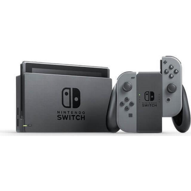 Nintendo Switch - Grey - 2017