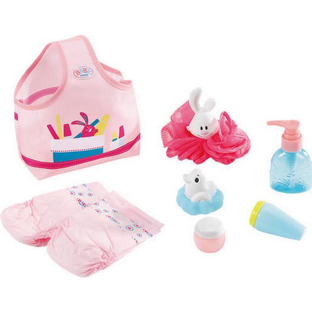 Zapf Baby Born Bathtime Wash & Go