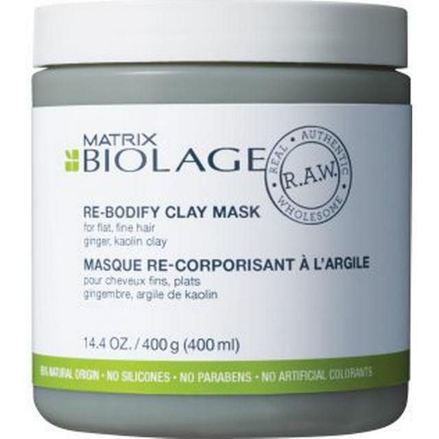 Matrix Biolage RAW Uplift Re-Bodify Clay Mask 400ml