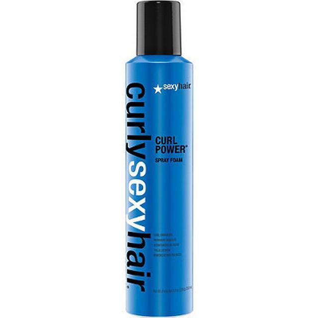 Sexy Hair Curl Power Spray Foam Curl Enhancer 250ml