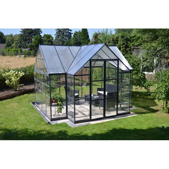 Palram Victory Orangery 10.2m² Aluminum Polycarbonate