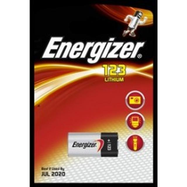 Energizer 123