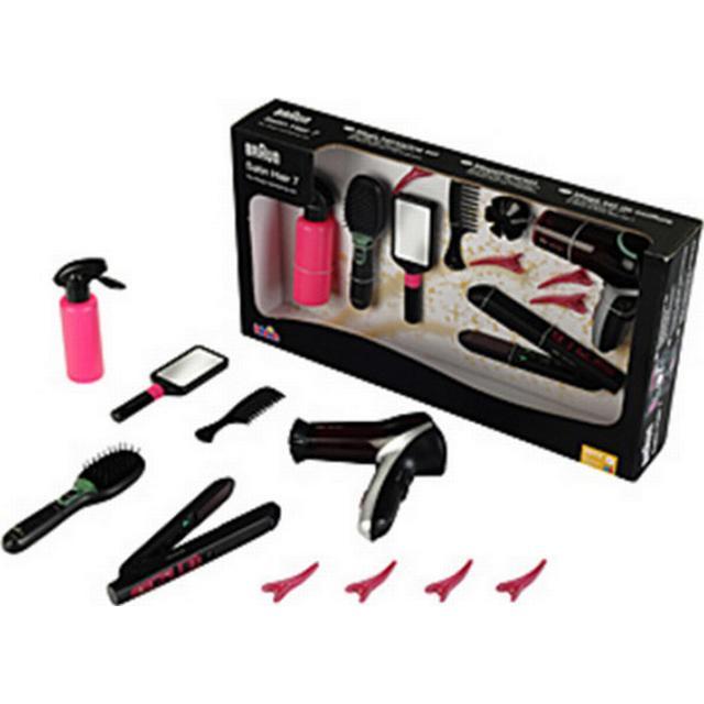 Klein Mega Hairstyling Set with Braun Satin Hair 7 5873
