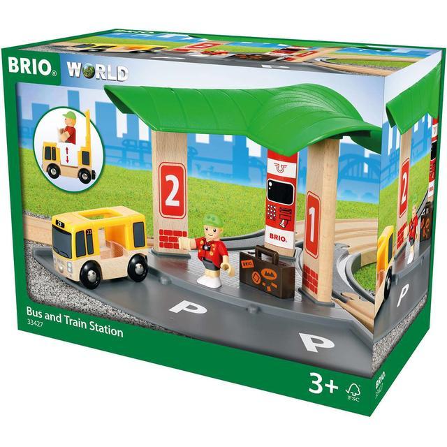 Brio Bus & Train Station 33427