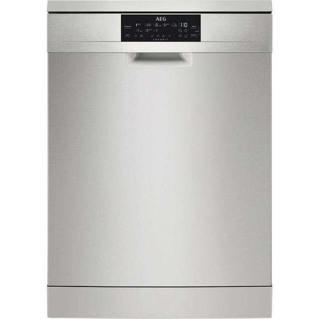 AEG FFE83700PM Stainless Steel