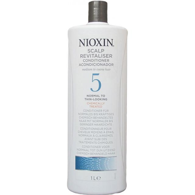 Nioxin System 5 Scalp Revitaliser Conditioner 1000ml