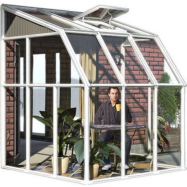 Palram Rion Sun Room 4.0m² Aluminum Acrylic