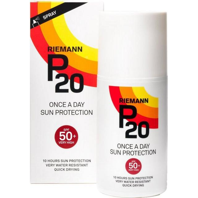 Riemann P20 Once a Day Sun Protection SPF50+ 100ml