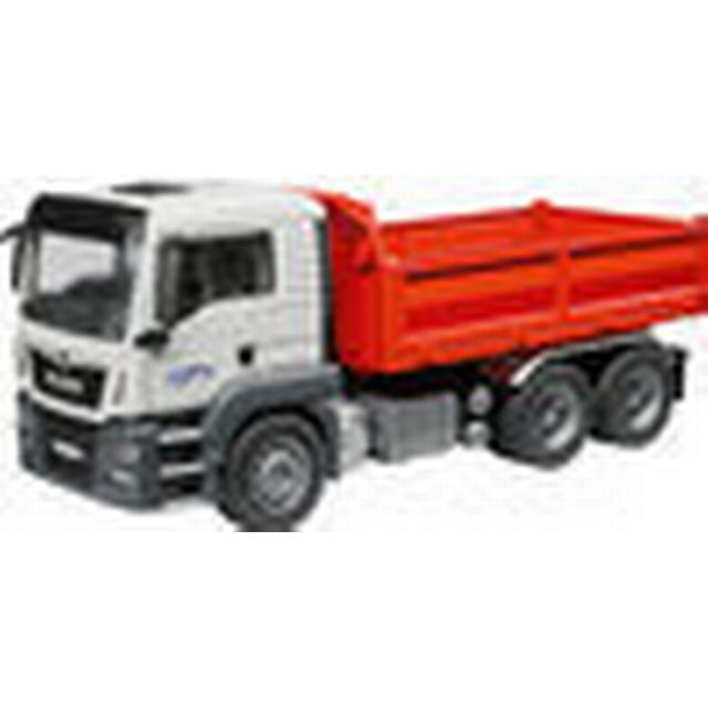 Bruder MAN TGS Construction Truck 03765