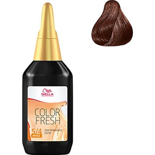 Wella Color Fresh #5/4 Light Red Brown 75ml