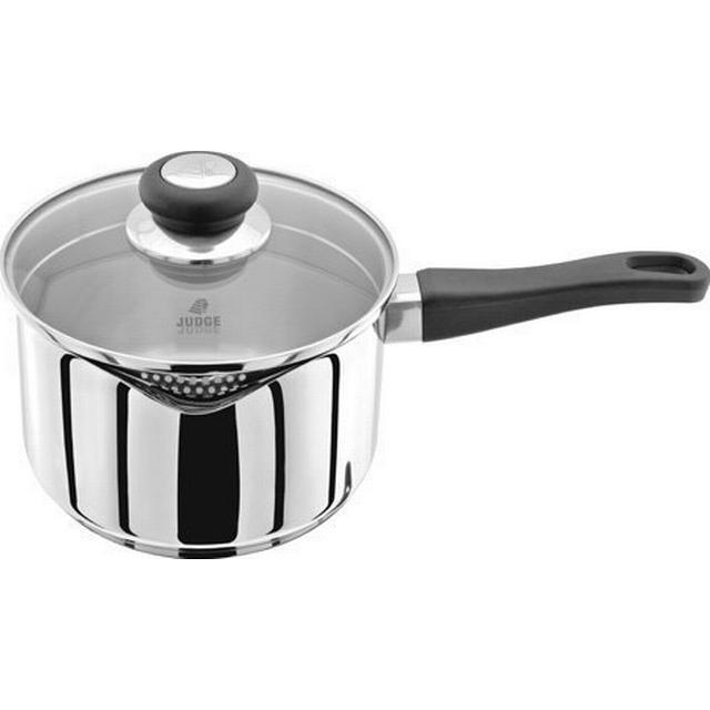 Judge Vista, 2.1L Sauce Pan with lid 18cm
