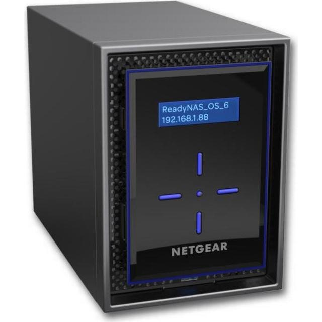 Netgear ReadyNAS 422 8TB