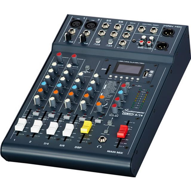 Club XS 6 Studiomaster