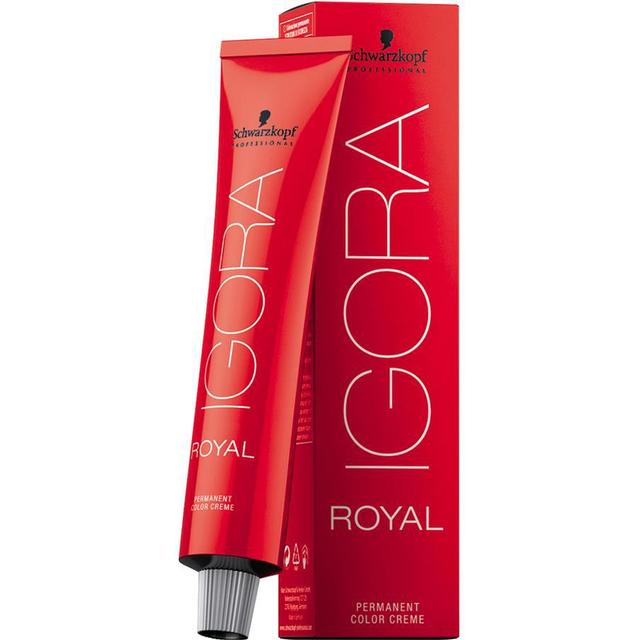 Schwarzkopf Igora Royal Permanent Color Creme #7-55