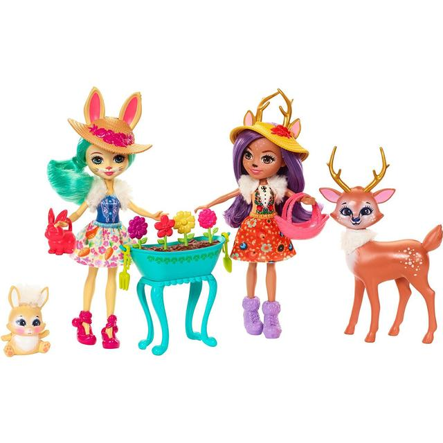 Mattel Enchantimals Garden Magic Doll Set