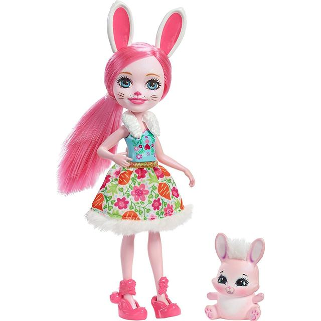 Mattel Enchantimals Bree Bunny Doll
