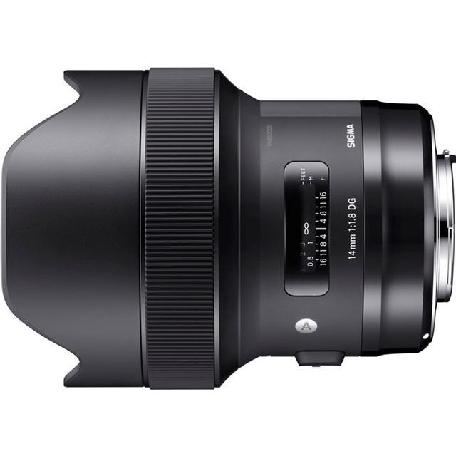 Sigma 14mm F/1.8 DG HSM Art for Sigma