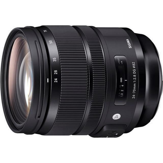 Sigma 24-70mm F2.8 DG OS HSM Art for Sigma