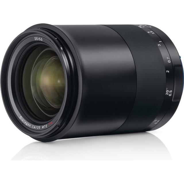 Zeiss Milvus 1.4/35 for Canon
