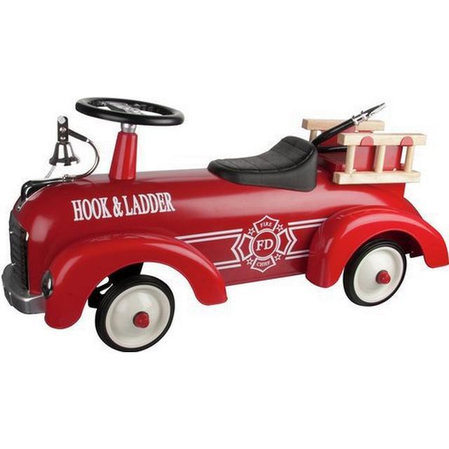 Great Gizmos Fire Engine Speedster Ride On 8320