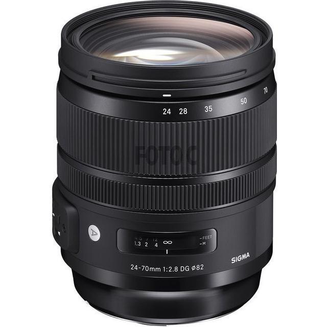 Sigma 24-70mm F2.8 DG OS HSM Art for Nikon