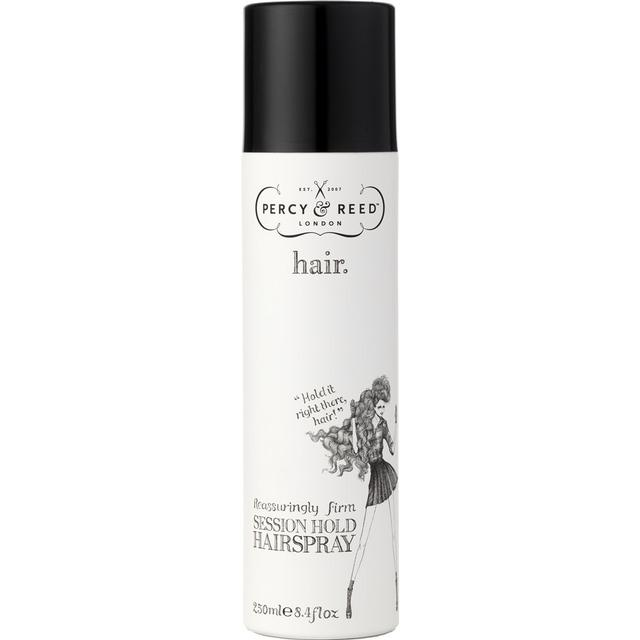 Percy & Reed Reassuringly Firm Session Hold Hair Spray 250ml