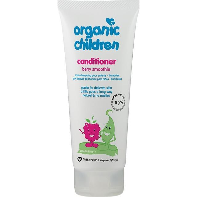 Green People Organic Children Conditioner Berry Smoothie 200ml