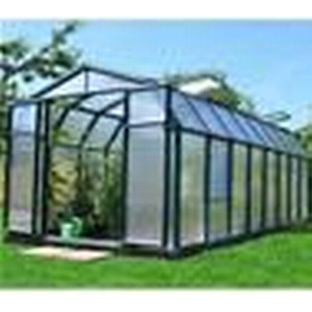 Palram Rion Hobby Gardener 13.7m² Plastic Polycarbonate