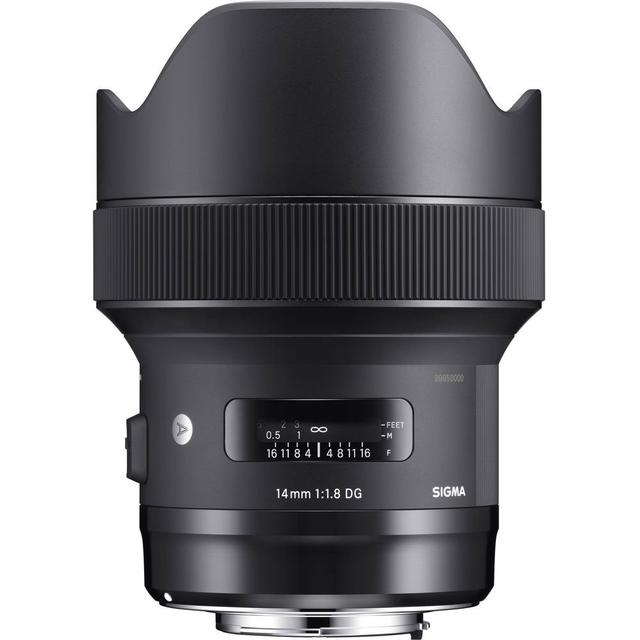 Sigma 14mm F/1,8 DG HSM Art for Nikon F